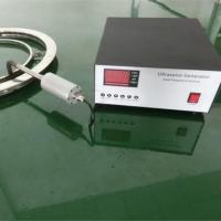 China 100W Vibration High Power Ultrasonic Transducer Generator With Screen wholesale