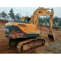 China secondhand 90% newl korea hyundai 215-9 excavator for sale, original korea hyundai excavator/with jack hammer wholesale