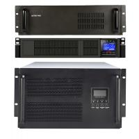 China One Year Warranty Single Phase Line Interactive Ups 2kva With LCD Display wholesale