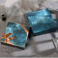 China Recyclable CMYK Printing Christmas Packaging Boxes wholesale