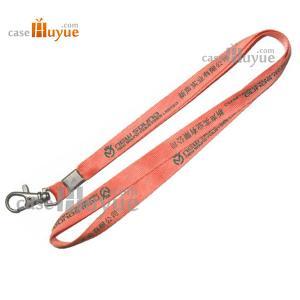 China Pedge Lanyard with Logo Promotion Gift Lanyard with metal hook from China Manufacturer wholesale
