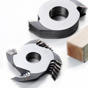 China 160*40*4.0*4T Carbide Tipped Finger Joint Cutter For Woodworking And Furniture Making wholesale