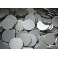 China Thin 1070 Aluminum Round Plate , 5mm - 110mm Polish Aluminium Slugs wholesale