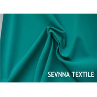 China Soft FDY Recycled Nylon Fabric Solid Colors With 40 Denier Spandex wholesale