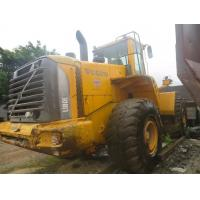 China Used VOLVO L180E Wheel Loader For Sale wholesale
