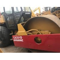 China Good condition used 10 ton DYNAPAC CA30D road roller Japan cheap price/Drum Roller wholesale