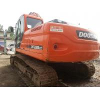 China USED DOOSAN DX225LC-7 EXCAVATOR FOR SALE wholesale