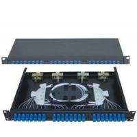 China 40mm 3000VDC / min  3.0 mm FTTX Fiber Optic distribution box Solid works wholesale
