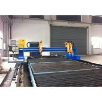 Quality Gantry CNC Plasma Cutting Machine For Cast Iron With Auto Height Regulator for sale