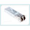 China Cisco Switch Fiber Module GLC-GE-100FX   1310 nm,2 km,MMF 100BASE FX SFP wholesale