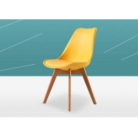 China Lightweight Beechwood Dining Chair , High Back Upholstered Dining Chairs wholesale