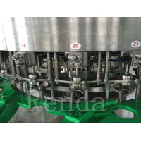 Buy cheap Full Automatic Wine Bottle Filler Machine For Beer Canning / Bottle Packaging from wholesalers