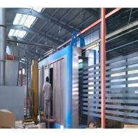 Quality Spraying Automated Powder Coating Line For Aluminum Profile , Paint Coating Plant for sale