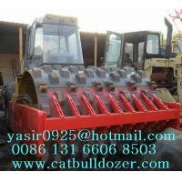 Quality used Dynapac CA25PD sheep-foot road roller for sale
