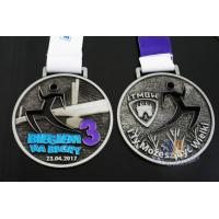 China Personalized Custom Sports Medals 3d Both Side Soft Enamel Eco-friendly wholesale