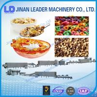 China Corn Flakes Breakfast Cereals Food maker wholesale