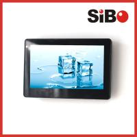 "China 7"" Wall Surface Mount Industrial Touch Tablet With PoE Temperature Sensor wholesale"