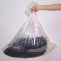 China Disposable PVOH Water Soluble Laundry Bags Hospital Infection Control Usage wholesale