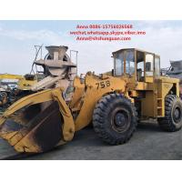 China 2.3 Cbm Bucket Capacity Second Hand Wheel Loaders PD6 Engine Model on sale