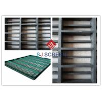 China Durable Oilfield Screens / Oil Filter Vibrating Screen 889 X 686 Mm Size wholesale