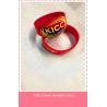 China KICC silicone wristband bracelet wholesale