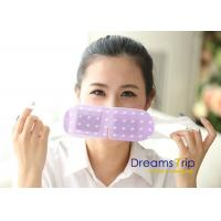 China Lavender Heated Steam Eye Mask with Real vapor Released for Tired Dry Eyes wholesale