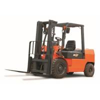 China High Efficiency Counterbalance Forklift Truck 4 Ton Capacity 3m - 6m Lift Height wholesale