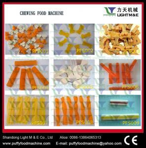 China Jam center pet food processing line wholesale