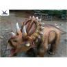 China Playground Dinosaur Toy Motorized Animal Scooters Cartoon Battery Car wholesale