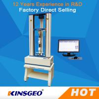 China 0.5~1000mm/min Speed Ball Screw Universal Testing Machines For Metal / Plastic / Rubber wholesale