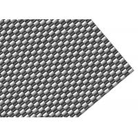 China Weave Type Stainless Steel Architectural Metal Screen As Railing Infill Panels wholesale
