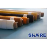 Buy cheap Textile Polyester Screen Printing Mesh With High Tension / Low Elongation from wholesalers