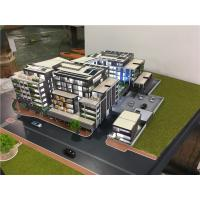 Buy cheap Machine - Cutting Modern Building 3D Model , LED Scale Building Models from wholesalers
