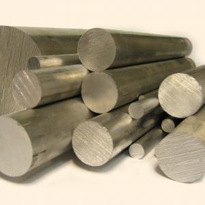 China Transportation Solid Aluminum Bar , Aviation Construction Polished Aluminum Rod wholesale