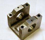 China CNC Machining Turning bands, bearing supports,cap rings, rotary swivels For  Slab caster continuous casting machine wholesale