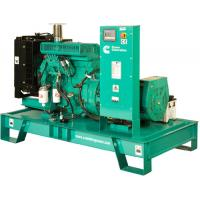 Quality Low fuel consumption cummins diesel generator for sale