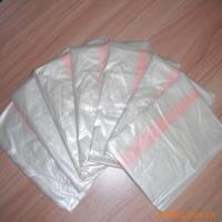 China Hospital Use Water Soluble Dissolvable Laundry Bags Custom Size Acceptable on sale