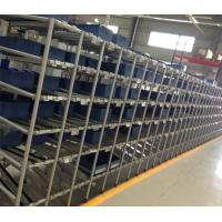 Quality Storage Rack 6063 - T5 Aluminum Pipe Rack Pipe Joint Argentate ODM OEM wholesale