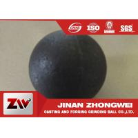 Quality 3 Inch Good Wear Resisitance Forged and Casting Grinding Steel Balls wholesale
