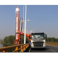 Buy cheap Volvo Euro VI 450HP Under Bridge Inspection Truck , Bridge Inspection Equipment from wholesalers