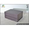 China Matt Handmade Cardboard Packing Boxes , Decorative Paper Boxes Book Shaped wholesale
