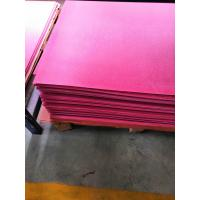 Buy cheap High Strength Polyester Resin Sheet With UL Certificate Use In Transformer from wholesalers