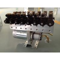 Buy cheap Customized Horizontal 8 Stations 24V Hydraulic Power Units With Directional from wholesalers