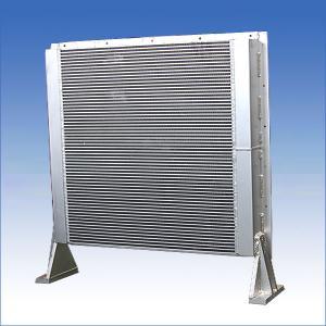 China Robust Plate Fin Air Compressor Heat Exchanger , -10-220 Deg C temp wholesale