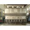 China Horizontal Type Powder Drying Equipment , Industrial Dryer Machine For WDG Line wholesale