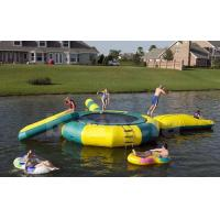 Buy cheap water trampoline combo(10) TRC03 from wholesalers