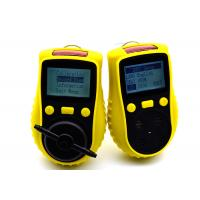 China Handheld 0 - 500ppm Carbon Monoxide Single Gas Detector With LCD Display wholesale