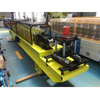 China Quick Change 0.3 - 2.0mm Roller Shutter Door Roll Forming Machine 380v / 50hz wholesale