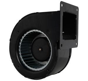 China EC Single Inlet Blower Centrifugal Fan Brushless Centrifugal Fan PWM 230V 2600 Metal 140 wholesale