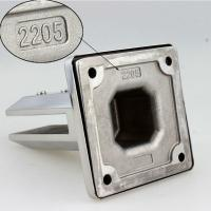 China SS 304 316 Glass Railing Bracket / Glass Pool Fence Spigot / Glass Panel Mounting Hardware wholesale